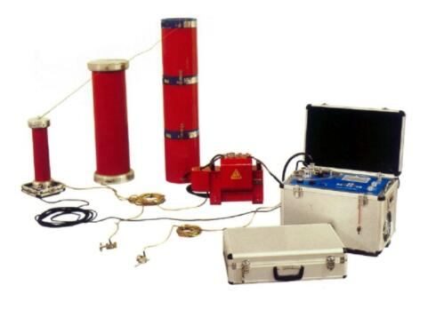 Three Phase High Voltage Tester AC Resonance Test Set For AC High Voltage Withstand Test