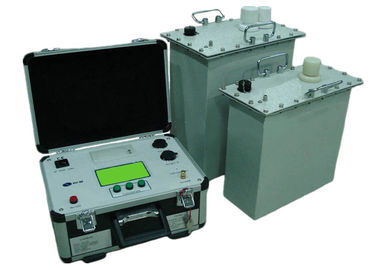 China Light Weight Original model VLF Test Set With Control Unit / Transformers supplier