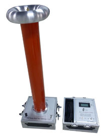 China ISO Approve High Voltage Divider Electric Test Meter 50KV 100KV 150KV 200KV 300KV supplier