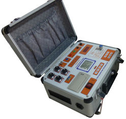 China Electrical Circuit Breaker Breaker Timing Test Equipment 3 Phase Accurate Data supplier