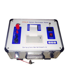 China IEC Standard  Loop Resistance Contact Resistance Meter Low Resistance Tester 100A supplier