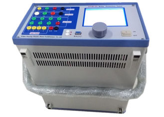 China Universal Relay Test Set 3 Phase Relay Protection Tester for Second Injection supplier