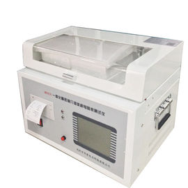 China Intelligent Transformer Insulating Oil Portable Oil Tester Digital Multi Mode Testing supplier
