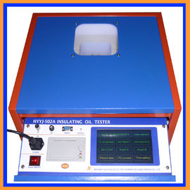 China Automatic Transformer Oil Testing Equipment Transformer Oil Breakdown Voltage Test Kit supplier