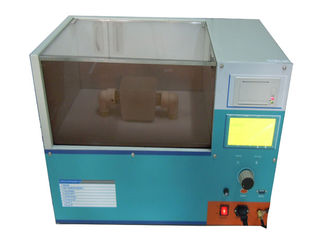 China Portable 100KV Transformer Oil Dielectric Strength Tester IEC60156 Standard supplier