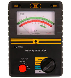 China High Performance Megger High Voltage Tester Insulation Test Equipment 500V 1000V supplier
