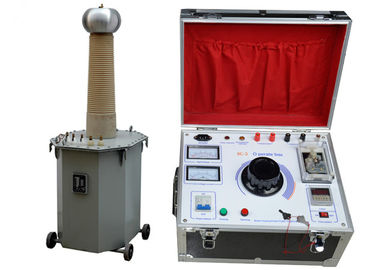 China Portable ISO Intelligent Oil Immersed AC Hipot Tester High Voltage Withstand Test supplier