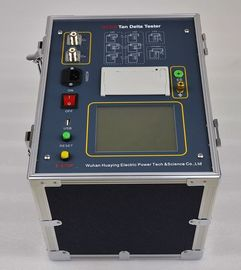 China High Precision Transformer Test Instruments Tangent Delta Tester Automatically Measurement supplier