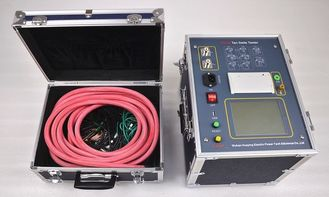 China Large LCD Display Transformer Testing Equipment Tan Delta Tester With Multiple Test Modes supplier