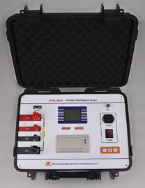 China IEC62271 Designed 200A Circuit Breaker Test Set For Measuring Cb Contact Resistance supplier