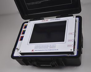 China 500 VA Field Testing CT PT Test Set Portable With Trolley Case CE Certificated supplier