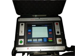 China Underground High Voltage Cable Fault Tester Fault Distance Locator 1 Year Warranty supplier