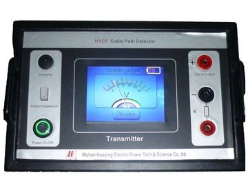 China High Precision Underground Cable Fault Tester for Test Cable Route / Fault Distance supplier