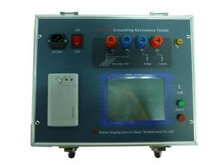 China 2000W 45HZ Ground Resistance Tester Anti Interference Principle Variation Frequency supplier