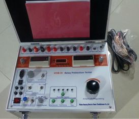 China Auto Singal Phase Relay Protection Tester for Voltage / Current Calibration supplier