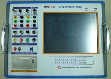 China Multi Functional Circuit Breaker Analyzer Automatic Measurement Large Touch Screen supplier