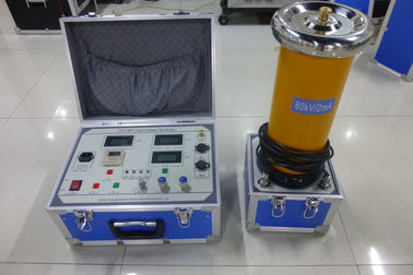 China High Accuracy Strong Safety Dc Hipot Tester For Measure Hv Cables / Surge Arresters supplier