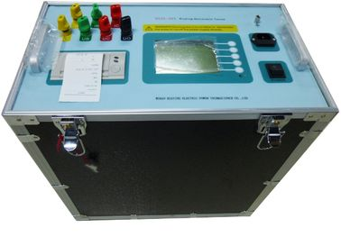 50HZ 3 Phase DC Winding Resistance Test Set 20A for Transformer Testing