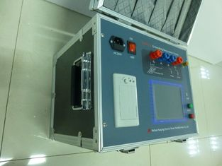 China Strong Capability Ant Interfere Ground Resistance Tester With PC Data Processing supplier