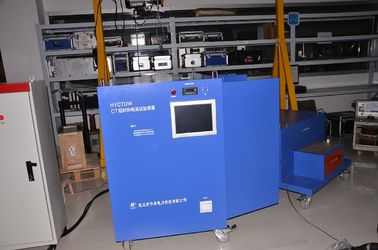China Automated Short Time Thermal High Current Test Equipment  AC380V 45Hz - 65Hz supplier