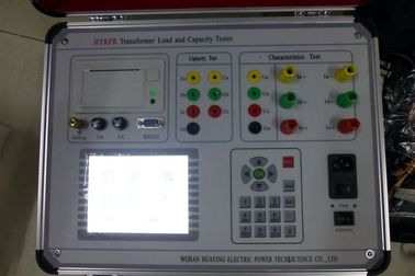 China LCD Display Automatic Transformer Testing Equipment With Large Measurement Range supplier