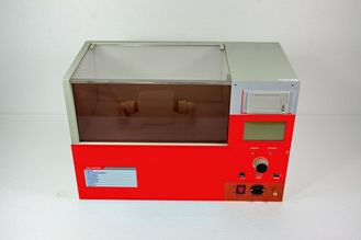 China 100 Kv Transformer Oil Testing Equipment Insulating Oil Dielectric Test Sets Oil Bdv Tester supplier