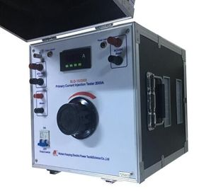China Custom Primary Current Injection Test Equipment , High Current Injection Test Set supplier