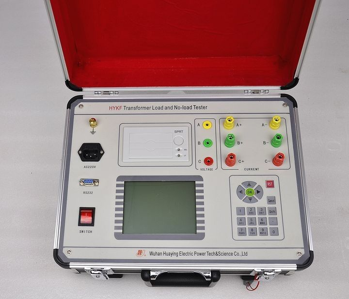 Power Transformer No Load / Load Testing Equipment With Wide