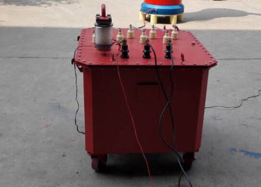 China Large Capacity 100 KV Hipot Tester High Potential Test Equipment Adjustable Voltage distributor