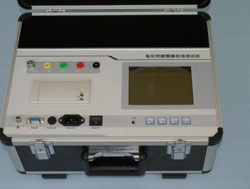 China 220V Electrical Test Equipment MOA Metal Oxide Arrester MOA Tester For MOA Testing distributor