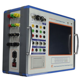 China MCB Circuit Breaker Circuit Breaker Analyser Mechanical Characteristics Tester distributor