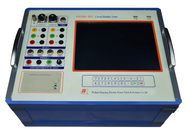 China Fully Automatic Circuit Breaker Timing Test Equipment High Voltage Tester Small Size distributor