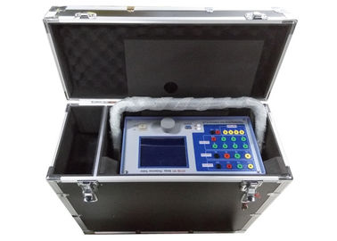 China Professional 3 Phase Secondary Injection Relay Test Kit Relay Test System With MCU Inbuilt distributor