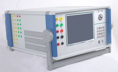 China AC 220V Industrial Computer Three Phase Relay Test Set For Auto Testing Machine distributor