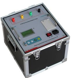 China Portable Digital Ground Resistance Tester 5A , Ground Resistance Test Equipment distributor