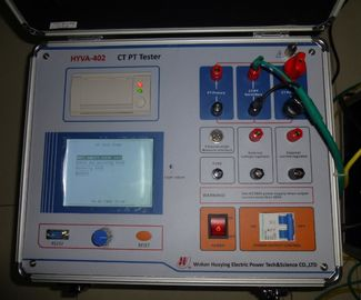 China High Performance CT PT Test Set Measure Volt Ampere Characteristic / Polarity distributor