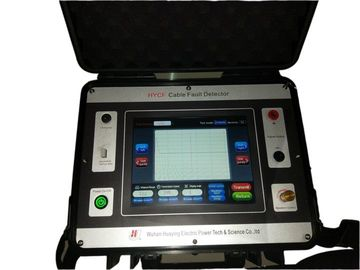 China Underground High Voltage Cable Fault Tester Fault Distance Locator 1 Year Warranty distributor