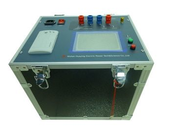 China High Precision Instrument Earth Ground Resistance Tester With Touch Large LCD Display distributor